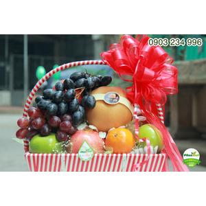 Giỏ hoa quả 20