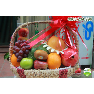 Giỏ hoa quả 5