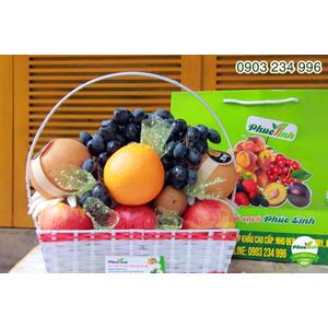Giỏ hoa quả 11
