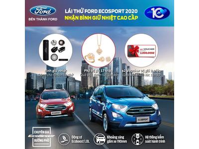 Giới thiệu ra mắt Ford Ecosport 2021 - Chuyên gia đường phố