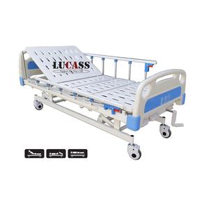 Giường bệnh 3 tay quay Lucass GB-3