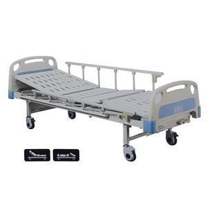 Giường bệnh nhân 2 tay quay Lucass GB-2