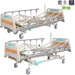 Giường y tế 3 tay quay Hồng Kỳ HK-9007
