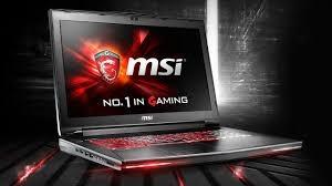 Laptop MSI GL72 6QF 620XVN Core i7 6700HQ VGA NVIDIA GTX 960M, SSD 128GB + 1000GB HDD