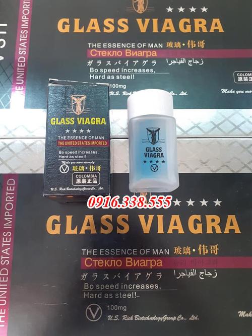 Thuốc Glass Viagra chính hãng giá tốt tại TP.HCM