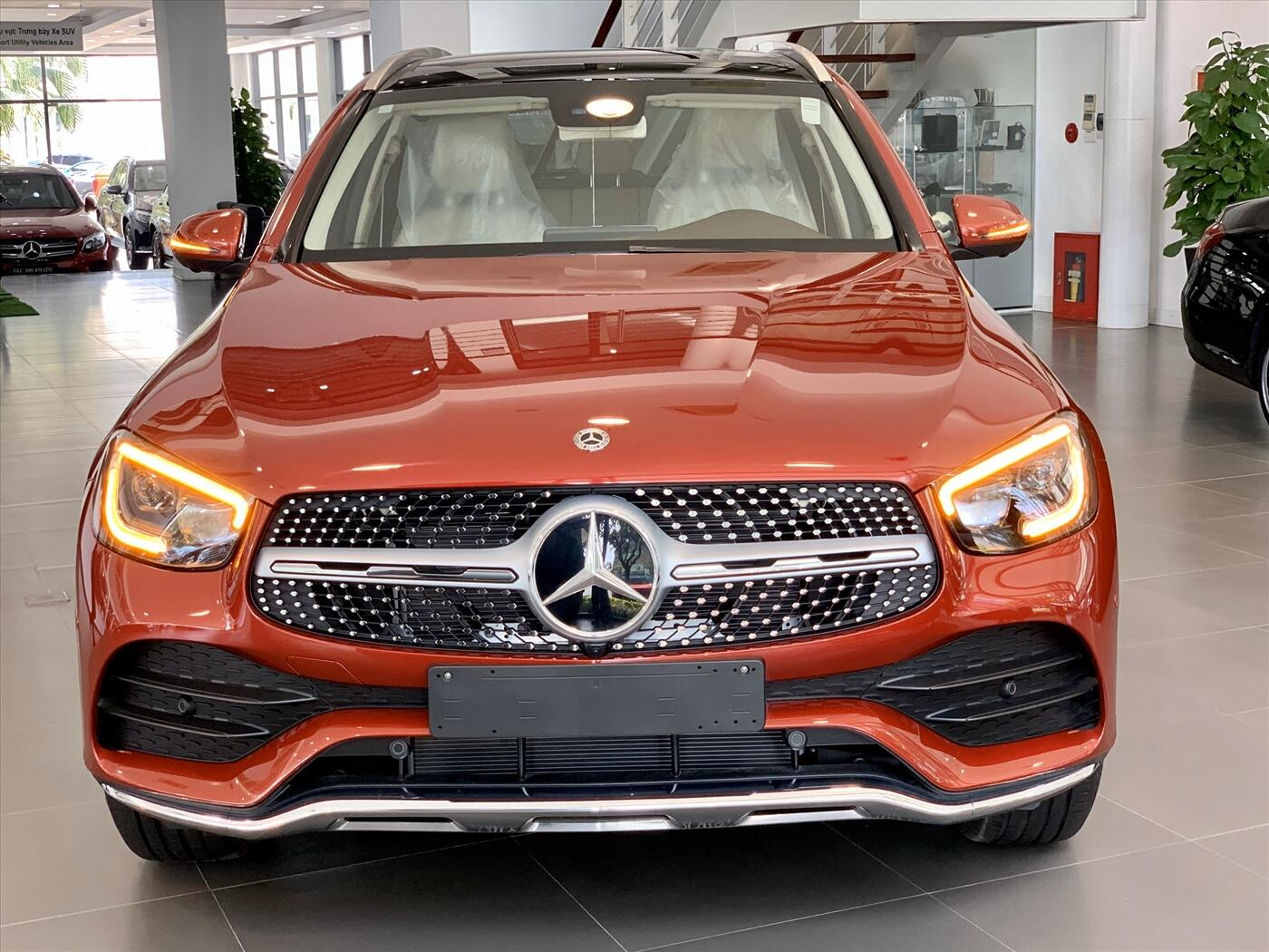 Mercedes-Benz GLC 300 4Matic 2021