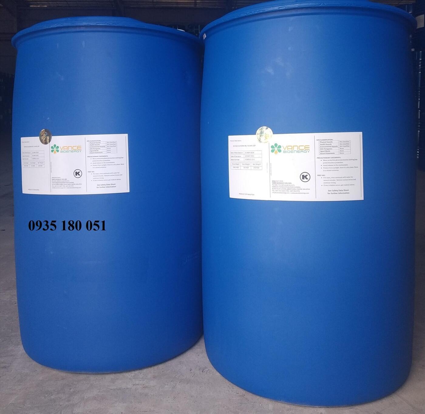 Glycerine C3H8O3 99.5%