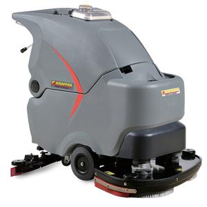 Máy cọ rửa lau sàn Kraffer model GM 70BT