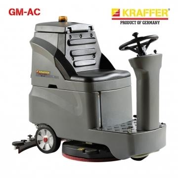 Máy chà sàn ngồi lái model Kraffer GM-AC