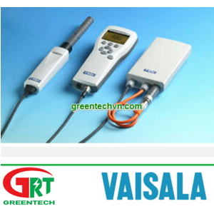 Vaisala GM70   Analyzer / carbon dioxide / portable CARBOCAP GM70