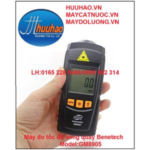 Máy đo tốc độ vòng quay Benetech GM-8905