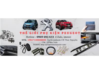 Gói phụ kiện cho Peugeot 3008 Allnew | Ưu đãi HOT