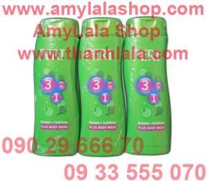 Gội xả tắm Pert Plus® Daily Cleansing 3in1 (400ml) - 0902966670 - 0933555070 :