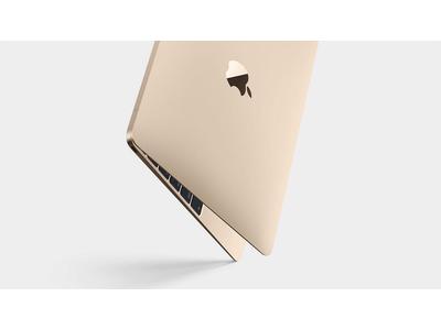 The New Macbook 12 inch 512GB MK4N2SA/A Gold