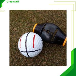 Golf Line Putter Kẻ Line Trên Bóng Golf 360 Độ