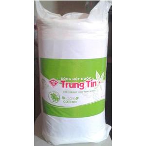Bông gòn y tế Trung Tín 1 kg hoặc 0.5 kg