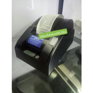 Máy in hóa đơn Gprinter GP-5890XIII khổ giấy 5,7cm