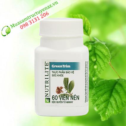 Thực phẩm Bảo vệ sức khỏe Nutrilite Green Trim
