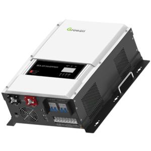 GROWATT GROWATT SPF 3000TL HVM-WPV, Sữa Bộ Hòa Lưới Điện Mặt Trời