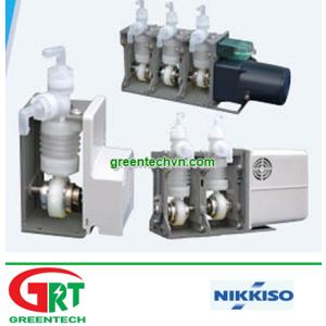 Bơm hóa chất GS model – Synchronous motor: Instant stop, large flow | Nikkiso Vietnam