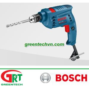 GSB 10 RE | Bosch | Máy khoan cầm tay Bosch GSB 10 RE (valy nhựa, bộ mũi khoan + đầu vít)