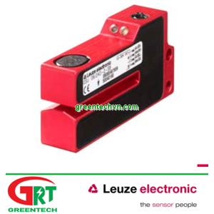 GSU 06/24D-2,200-S12 | Leuze | Cảm biến siêu âm quét nhãn, bao bì | Ultrasonic forked sensor