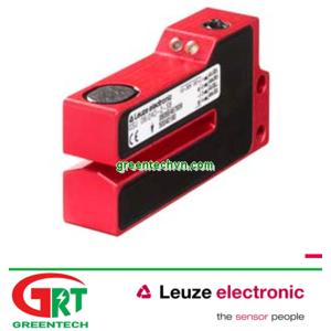 GSU 06/24D-2 | Leuze | Cảm biến siêu âm quét nhãn, bao bì | Ultrasonic forked sensor