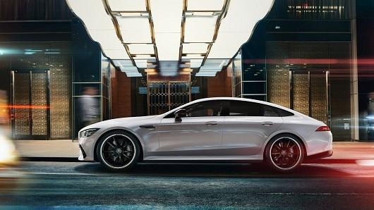 Mercedes-AMG GT 53 4MATIC