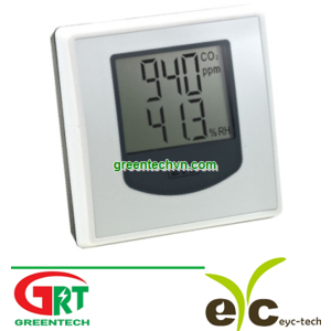 GTH03 CO2 Temperature & Humidity Transmitter / Indoor type | Cảm biến chất lượng không khí