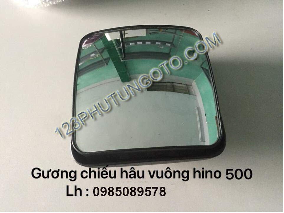 GƯƠNG CHIẾU HẬU VUÔNG NHỎ HINO 500