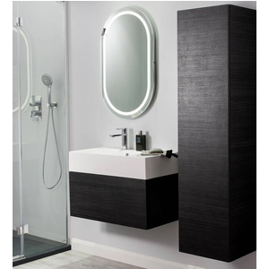 Gương Led Oval phòng tắm Citybuilding CBJ 189T