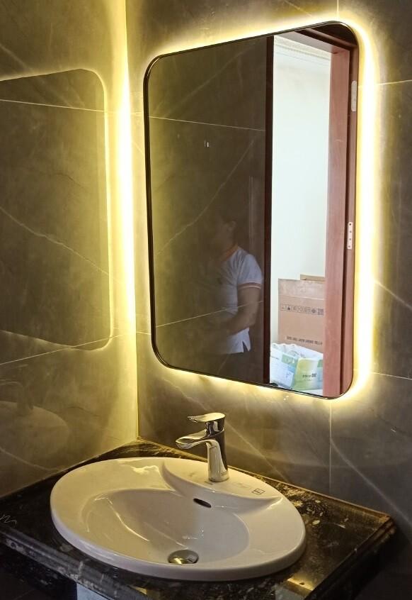 Gương nhà tắm Citybuilding CBJ 3452L