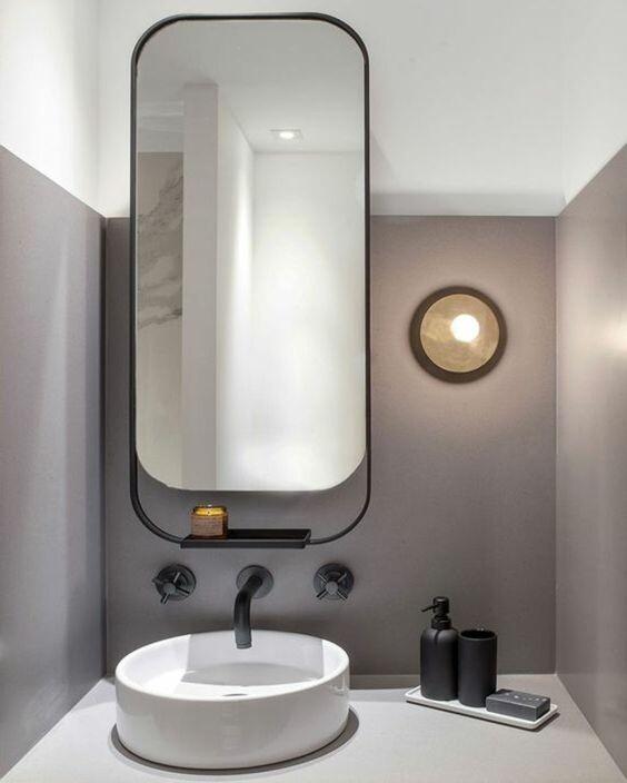 Gương nhà tắm Citybuilding CBJ6868