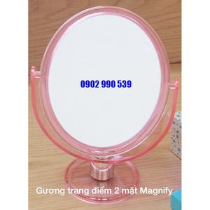 Gương trang điểm 2 mặt Magnify