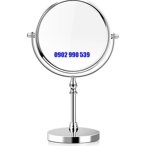 Gương Trang Điểm 2 Mặt Monoco Cỡ Lớn
