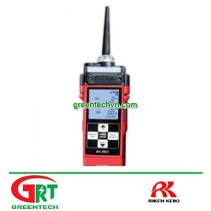 GX–2012 Type D   Riken Keiki GX–2012   Máy đo khí cầm tay GX–2012   Handheld Gas Meter GX–2012  