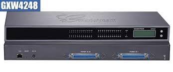 GXW4248: Card gateway 48 máy lẻ điện thoại analog