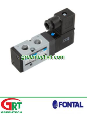 Fontal RCS2604 02 D24 | Van điện từ Fontal RCS2604 02 D24 | Solenoid Valve Fontal RCS2604 02 D24