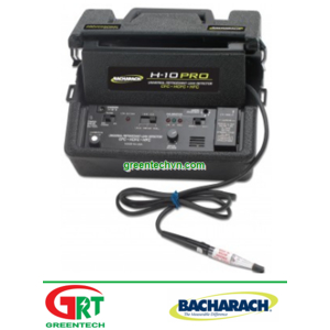 H-10 PRO | 3015-8005 | Refrigenrant leak detector | Máy phát hiện rò rỉ khí| Bacharach Vietnam