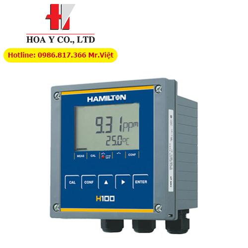 Hệ thống điều khiển Transmitter H100 DO đo oxy hòa tan online