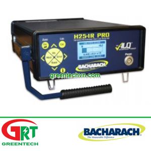 H25-IR PRO | 0028-8010 | Refrigerant leak detector | Máy phát hiện rò rỉ khí bằng sóng siêu âm
