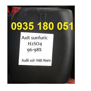 Axit sulfuaric - H2SO4 98%