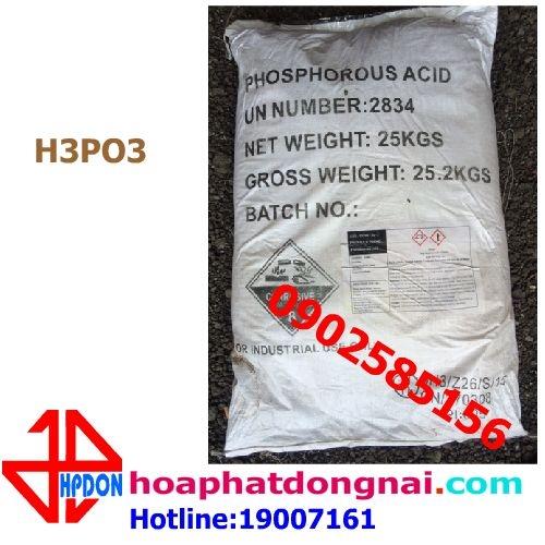 PHOSPHOROUS ACID (H3PO3) 98%