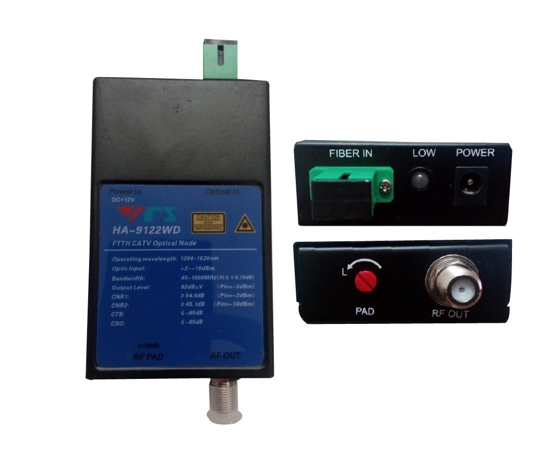 OPTICAL RECCEIVER ( NODE OPTICAL) VTS HA-9122WD