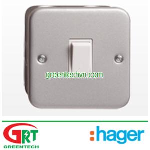 Hager XP120MC | XP220MC | XP320MC | XP420MC | Công tắc ổ cắm Hager | Hager Viet Nam