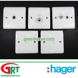 Hager XT001SS | XT004SS | XT005SS | XT007SS XT008SS XT010SS | Công tắc ổ cắm Hager | Hager Viet Nam