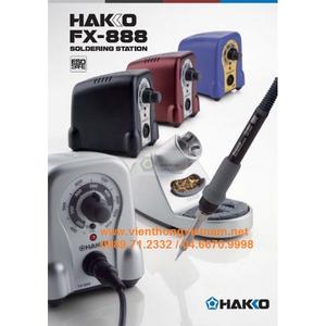 Hakko Soldering Station FX888 - Grade A Product