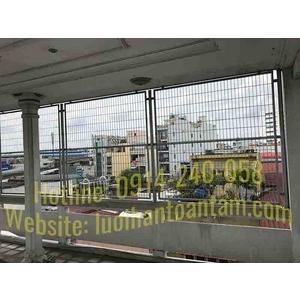 Hàng Rào Lưới Thép Giá Rẻ - Thi Công Hàng Rào Lưới Thép tại Quận Thủ Đức