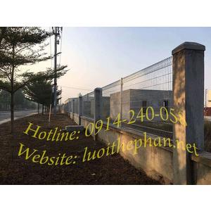 Hàng Rào Lưới Thép Giá Rẻ, Thi Công Hàng Rào Lưới Thép tại Quận 11