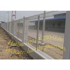 Hàng Rào Lưới Thép Giá Rẻ - Thi Công Hàng Rào Lưới Thép tại Quận 3